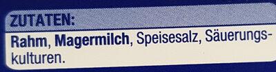 Frischkäse - Ingredients