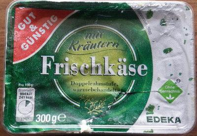 Frischkäse mit Kräutern - Product - de