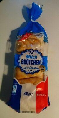 12 Milch BRÖTCHEN - Produkt - de
