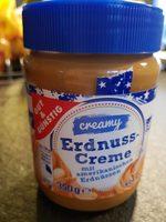Erdnuss-Creme - Produit - fr