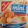 mini Quarkbällchen mit 15% Speisequark tiefgefroren - Produit