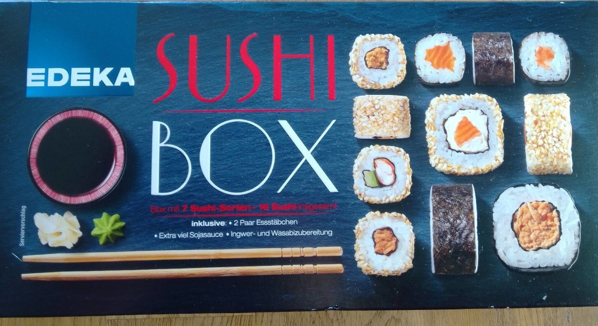 Sushi Box - Produit - de