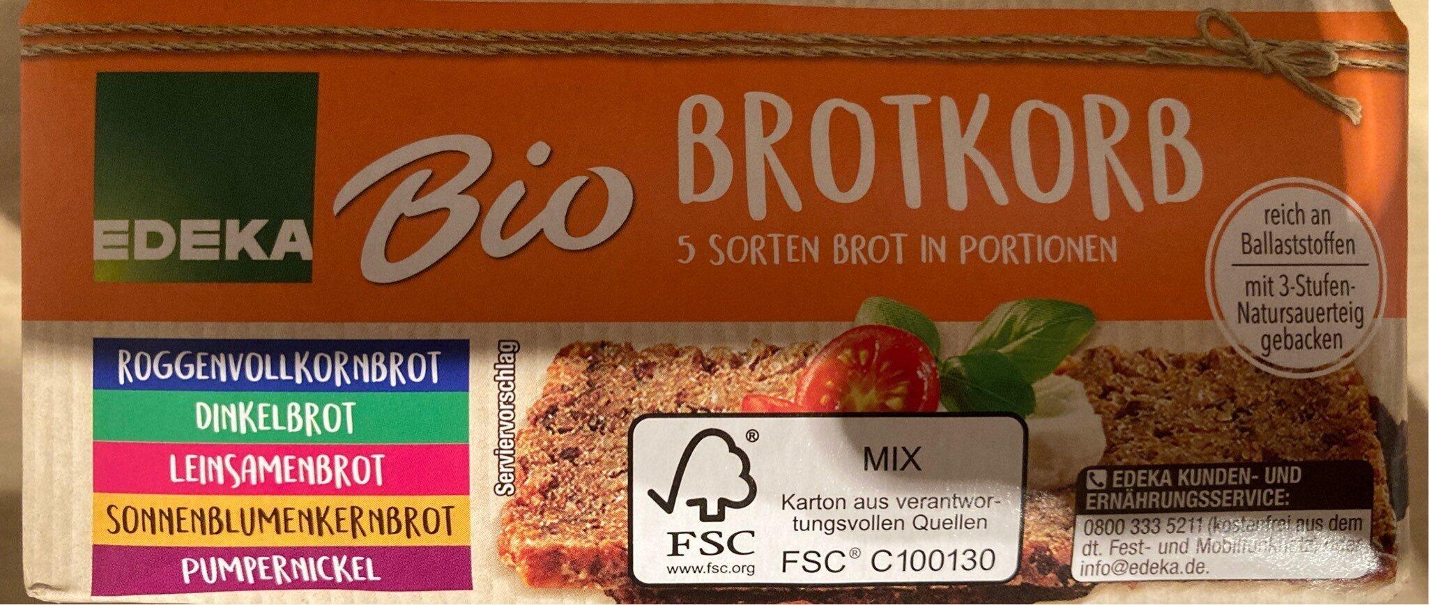 Bio brotkorb - Prodotto - en