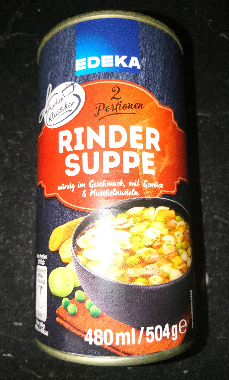 Rindersuppe - Product