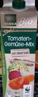Tomaten-Gemüse-Mix - Produit - de