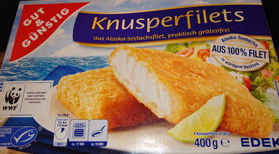 Knusper Filets - Product