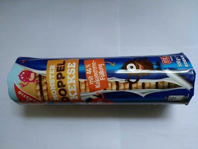 Monster Doppel Kekse - Produkt - de