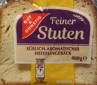 Feiner Stuten - Produit - de