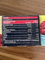 Granatapfelkerne - Nutrition facts - de