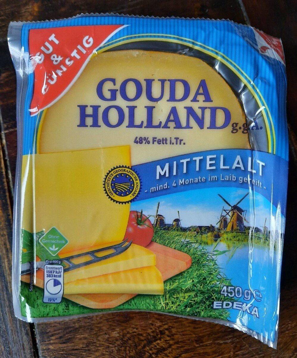Gouda Holland - Mittelalt - Produkt - de