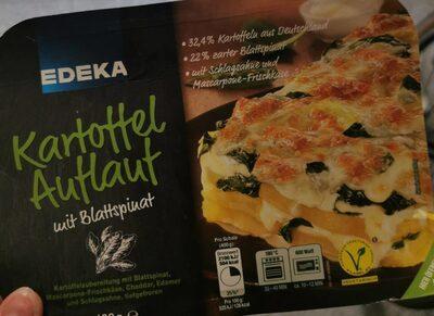Kartoffelauflauf - Product - de