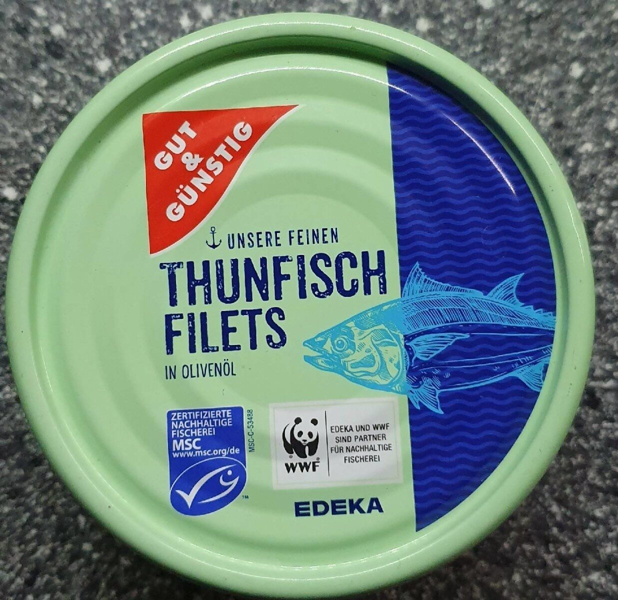Thunfisch Filets Edeka - Produkt - de