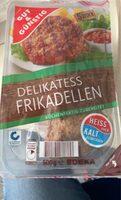 Delikatess Frikadellen - Produkt - de