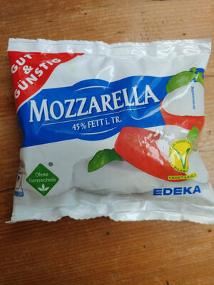 Mozzarella - Produit - de