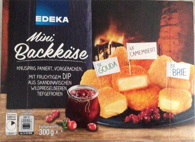 Mini Backkäse - Produit - de