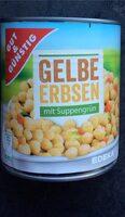 Gelbe Erbsrn mit Suppengrün - Prodotto - en
