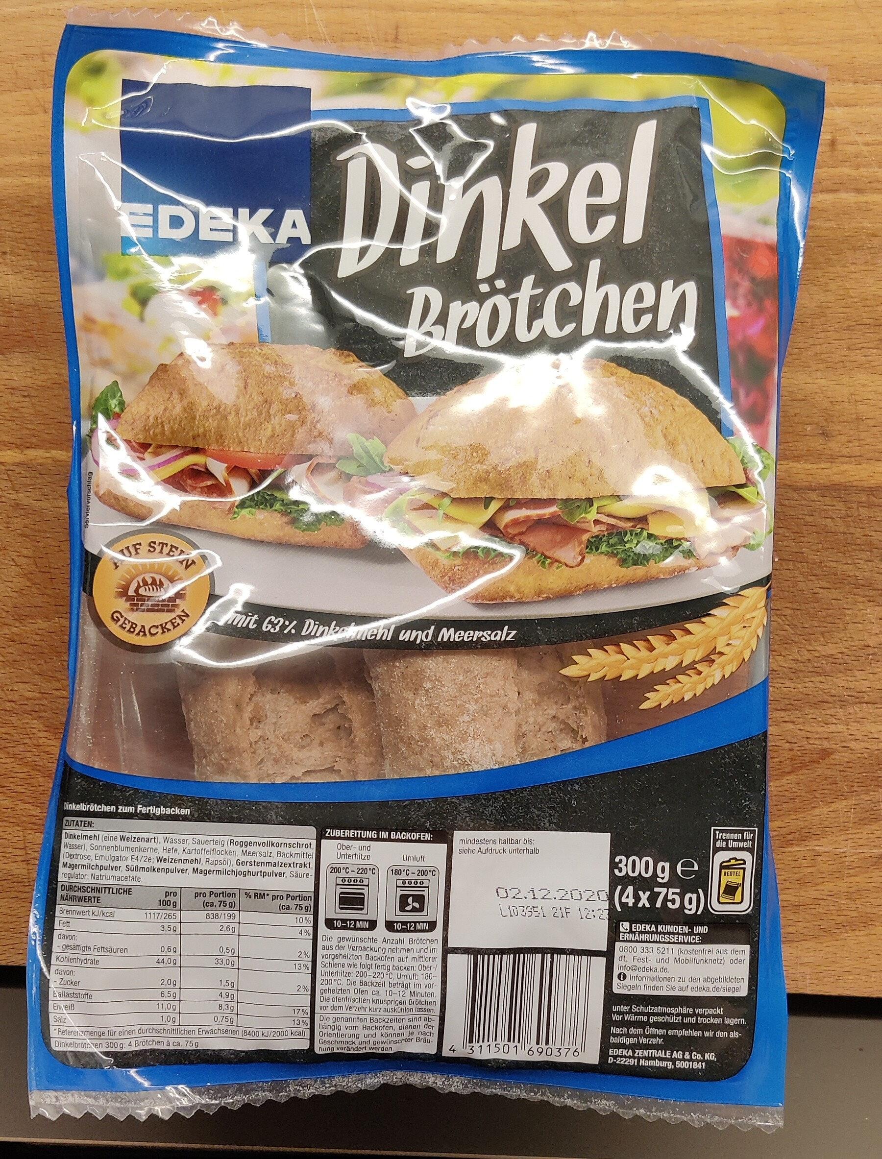 Dinkel Brötchen - Produit - de