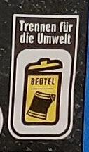 Dinkel Brötchen - Instruction de recyclage et/ou information d'emballage - de