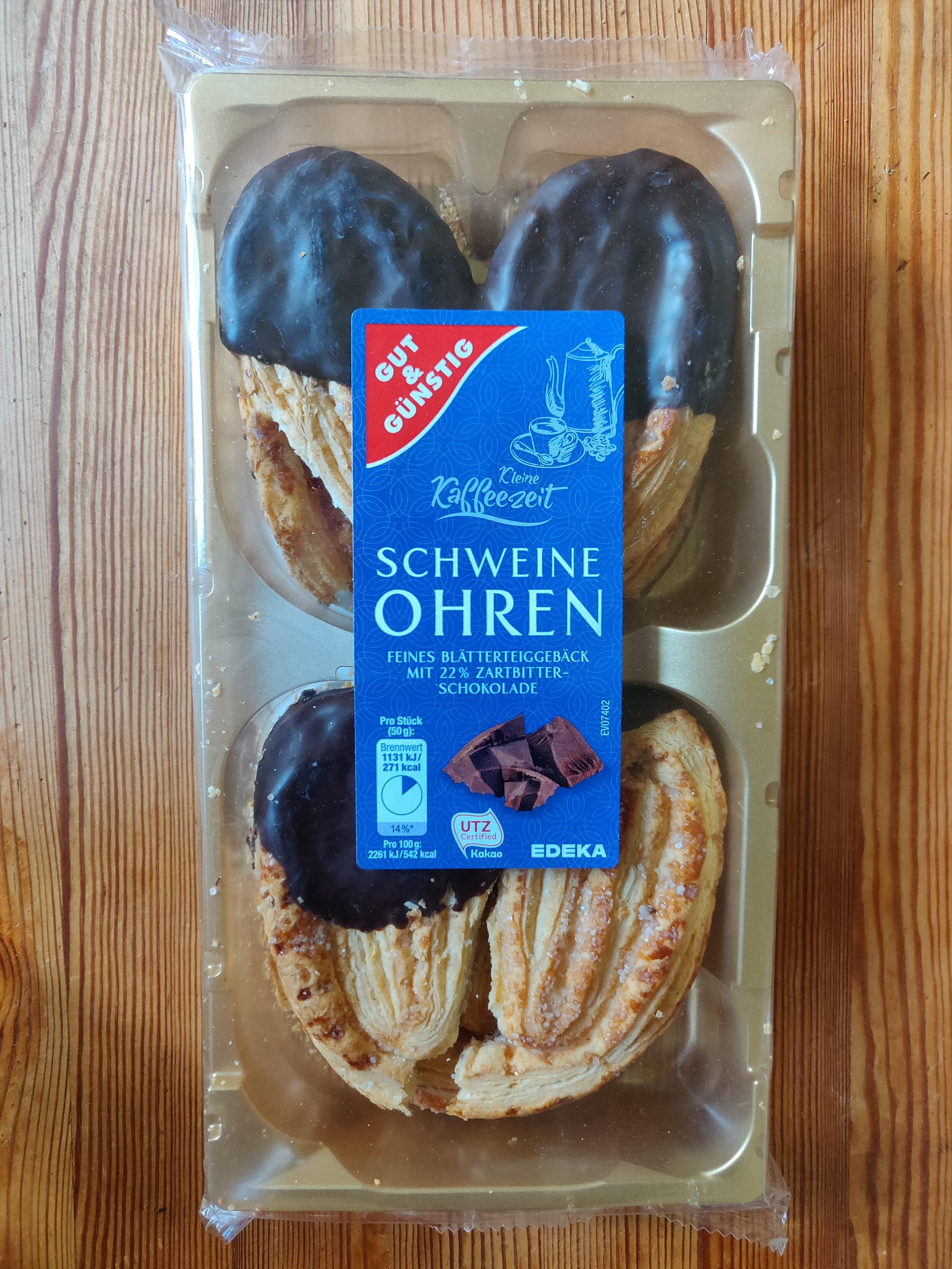 Schweineohren - Prodotto - de