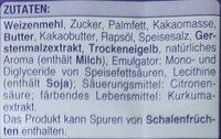 Schweineohren - Ingredienti - de