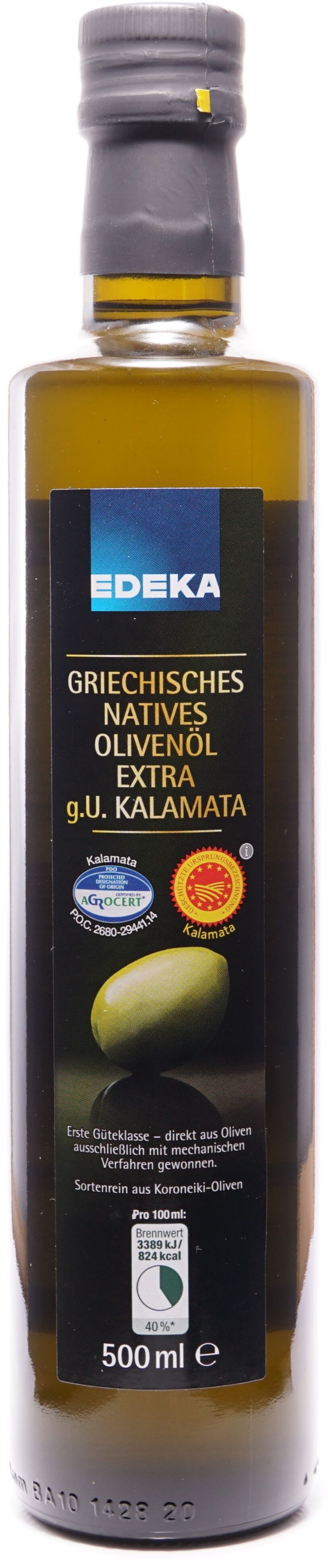Griechisches Natives Olivenöl extra - Product - de