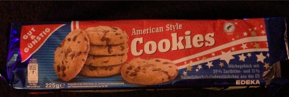American Style Cookies - Produkt - de