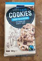 Fair Cookies-Mandel-Milchschokolade - Produkt - de