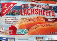 Norwegische Lachsfilets - Produit - de