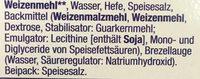 Laugenbrezen - Ingredients