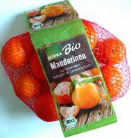 Mandarinen - Produit