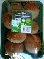 Braune Champignons - Produkt