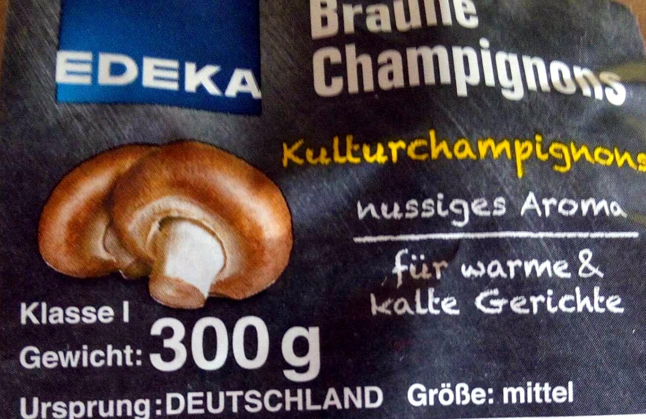 Braune Champignons - Ingrediënten - de
