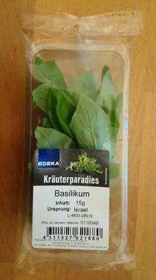 Kräuterparadies Basilikum - Produit