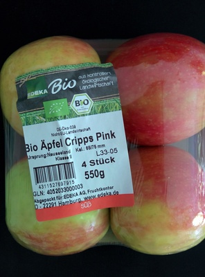 Bio Äpfel Cripps Pink - Produit