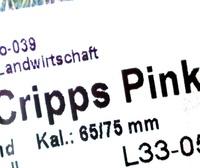Bio Äpfel Cripps Pink - Ingrédients