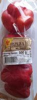 Paprika rot aus Spanien - Product - de