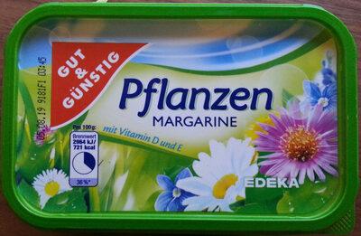 Pflanzenmargarine - Product