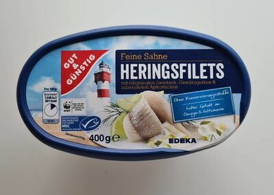 Feine Sahne Heringsfilets - Produkt - de