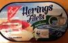 Herings Filets in Paprikacreme - Produkt