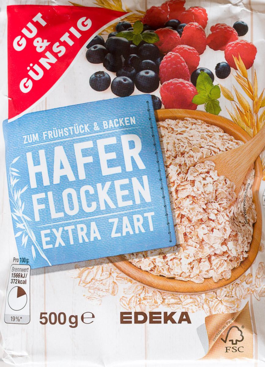 Hafer Flocken extra zart - Product