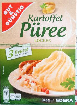 Kartoffel Püree locker - Produkt