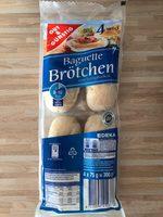 Baguette Brötchen - Produkt