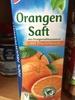 Orangen Saft - Produit