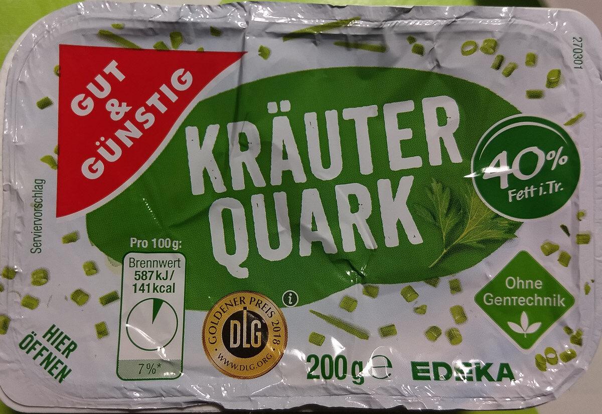 Kräuterquark 40% Fett i. Tr. - Prodotto - de