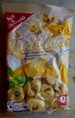 Tortelloni mit Käse - Product