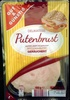 Delikatess Putenbrust geräuchert - Produit