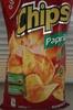 Chips Paprika - Produkt