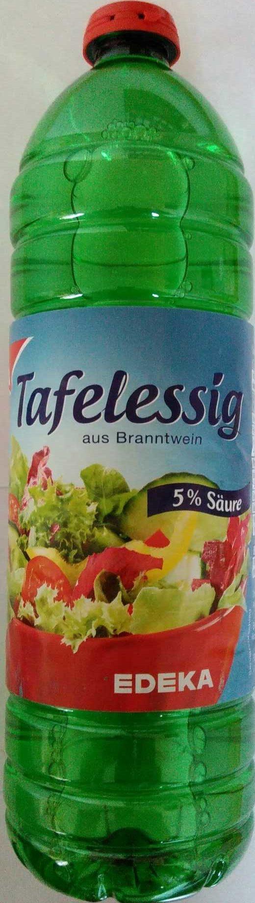 Tafelessig - Produit