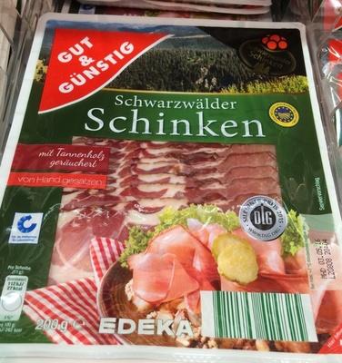 Schwarzwalder schinken - Product - de
