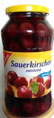 Sauerkirschen entsteint - Produit - de